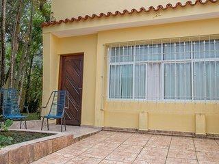 Casa em Mongagua – tranquilidade na Praia Itaoca