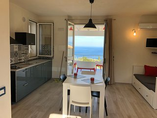 Scopello Apartment Sleeps 4 with Air Con and WiFi - 5777340