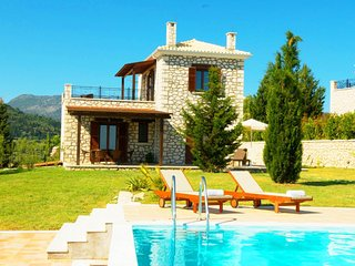 Spanochori Villa Sleeps 4 with Pool Air Con and Free WiFi - 5775377