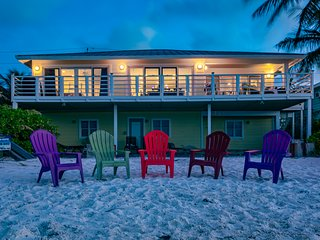 Beachfront Paradise w/ Private Beach, Dogs Stay Free, Beach in Backyard