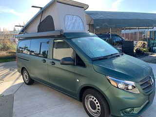 Brand New Mercedes Metris Westfalia