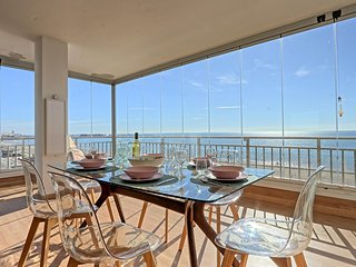 Stunning apartment in Santa Pola w/ Sauna, WiFi and 3 Bedrooms (EBI282)