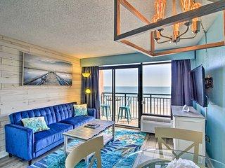 Myrtle Beach Oceanview Condo w/ Resort Amenities!