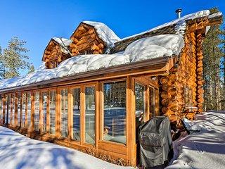 'Ice Box Co-Op' Fraser Cabin ~8 Mi to Winter Park!