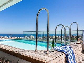 Strand beach Penthouse