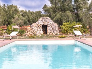 Specchiolla Villa Sleeps 6 with Pool and WiFi - 5248087