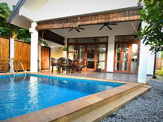 Malee Beach Villa C4 with private pool