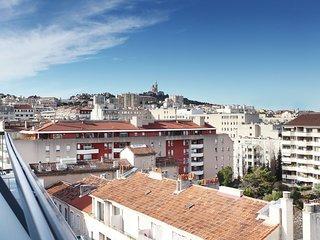 Appart Abordable 200m de l'Avenue du Prado | Wi-Fi Gratuit !