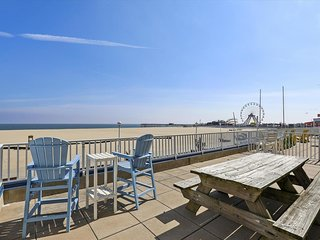 Belmont Towers 205 - Big Deck on OC Boardwalk, Rooftop Pool!