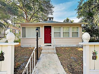 Beautifully Upgraded 3BR Home w/ Big Backyard – 2 Blocks to the Beach!