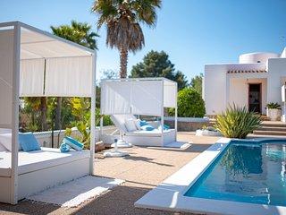 Villa Can Americano, piscina, Wi-Fi