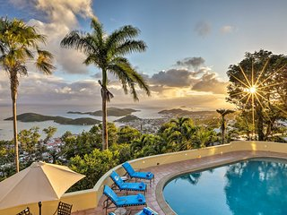 'Southwind Villa' - Best View on St. Thomas!