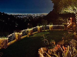 Super unique home in the Hollywood Hills!!! VIEWS!!!