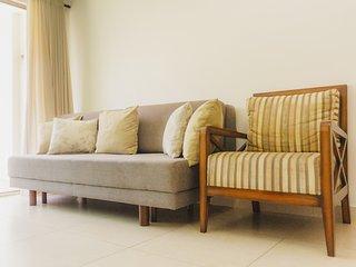 Luxor Paulo Miranda - Apartamento com terraço térreo