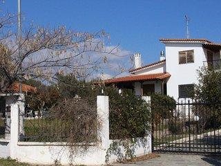 2 floor Halkidiki Villa 100 meters from Sea