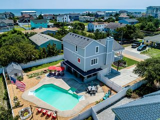 Heroes Retreat 2 | 1100 ft from the beach | Private Pool