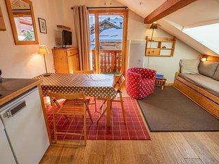 Nice 1 bedroom apartment ski-in / ski-out