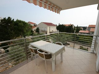 Novalja Apartment Sleeps 4 with Air Con - 5465877