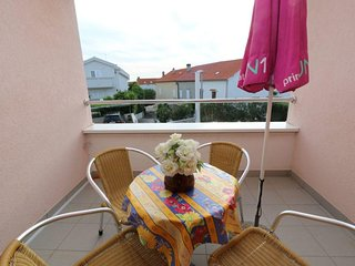Novalja Apartment Sleeps 4 with Air Con - 5465943