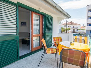 Biograd na Moru Apartment Sleeps 4 with Air Con - 5568478