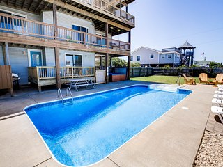 Blue Horizon | 1219 ft from the beach | Private Pool, Hot Tub | Kitty Hawk