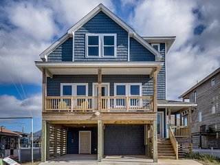 Ocean Blue | 450 ft from the beach | Kill Devil Hills