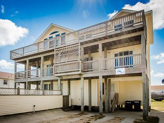 Sea Spirit | 717 ft from the beach | Dog Friendly, Private Pool, Hot Tub | Kitty