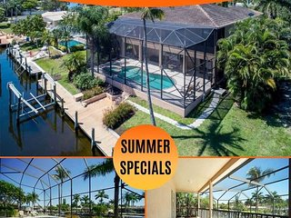 39% OFF! SWFL Rentals - Villa Sienna - Exquisite 4 BR 2-Story Home with Breathta