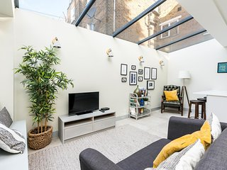 NEW Cosy & Sleek 2BD Flat In Vibrant West Kilburn