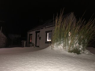 Kellocks Cottage, Wanlockhead. Holiday Cottage in the Scottish Borders.