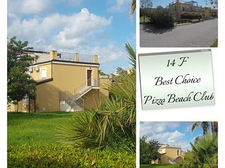 Stunning Apartment 14F Pizzo Beach Club