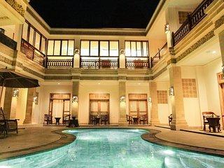 Ndalem Nuriyyat Villa & Spa Deluxe Room