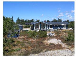Umweltfreundlich private Vermietung von Ferienhaus. Sudliche Westkuste Danemarks