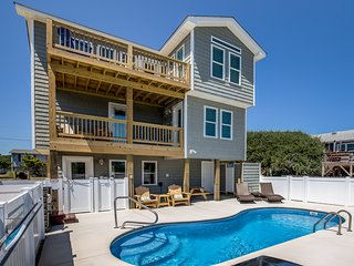 The Salty Sailor | 785 ft from the beach | Private Pool, Hot Tub | Kitty Hawk
