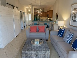 Incredible 2BR/2BA condo in a gated complex just north of 30A![