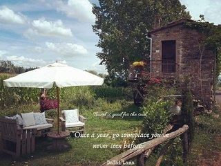 Typical farmhouse in tuscany 'Il Molino'