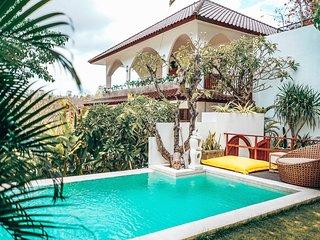 Nazeki Villa 1 bedroom : Close to wedding venue & beaches (Shared Villa)