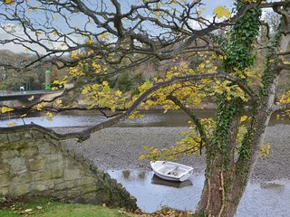 Old School on the River Coquet