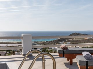 2 Room Sea View Suite with Private Pool | Mythology Naxos Villas & Suites