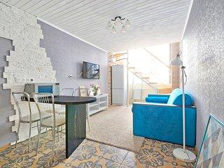 Duplex Apartments on Avtozavodskaya | Blue River
