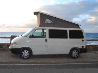 VW T4 y VW T3 Camper Bulli Vans