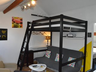 So Cocoon Appartement - WIFI, Homecinéma, TOURS CENTRE