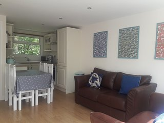 Bright, Cosy Family Cabin With Free Swimming Pool Access, near Bude Beaches