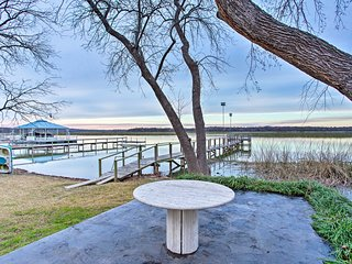 Waterfront Lake Worth Escape w/ Private Dock+Patio