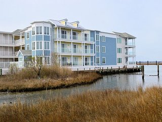 A Seagull's Perch - 3rd Floor Water Front Condo - In Town