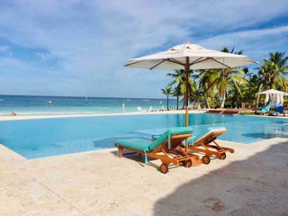 Cana Bay Garden Infinity Pool & Beach Club - A137