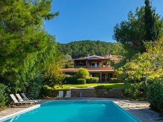 Nea Dimmata Villa Sleeps 8 with Pool Air Con and WiFi - 5826696