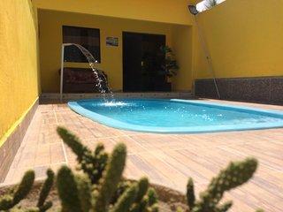 Casa no centro de Maragogi à 250m da praia!