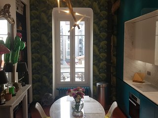 LUXURY APARTMENT IN THE HEART OF NICE