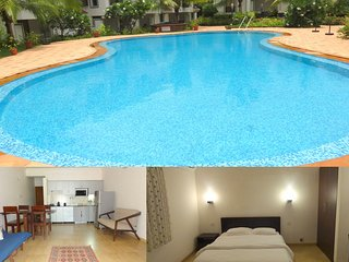 46) Serviced 1 Bedroom Apartment Riviera Foothills - Arpora
